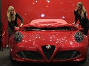 Alfa Romeo anteprima Germania della 'supercar compatta'