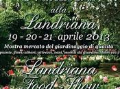 Primavera alla Landriana 19-21 Aprile 2013