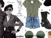 Style Icon: Yoko