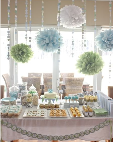 Favoloso Daisy Garden: Candy Bar per un evento speciale MJ46