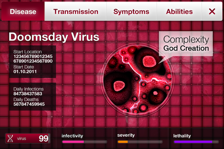 plague inc_android_gameplay