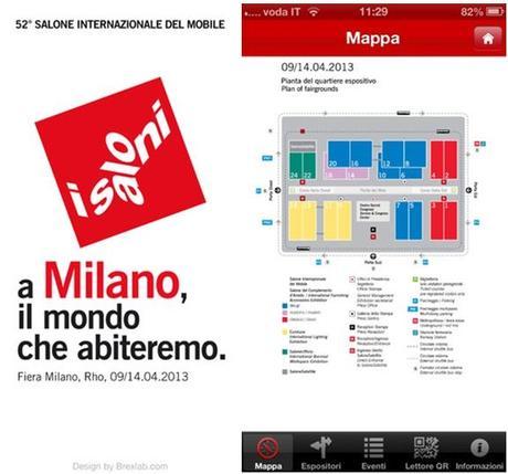 salone 1 Alla ricerca della tecnologia al Salone del Mobile 2013