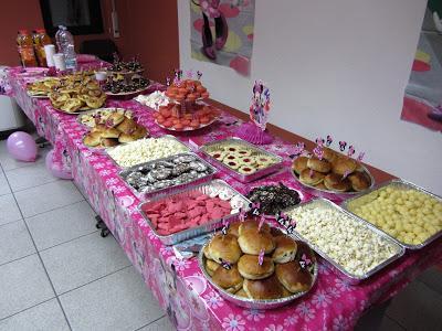 Buffet compleanno paperblog for Idee per una cena di compleanno