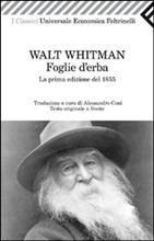 FOGLIE D'ERBA - di Walt Whitman
