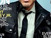 Robert Downey prende giro Oscar sulla copertina
