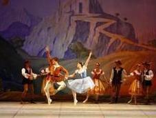 Giselle: Tragica Storia d'Amore