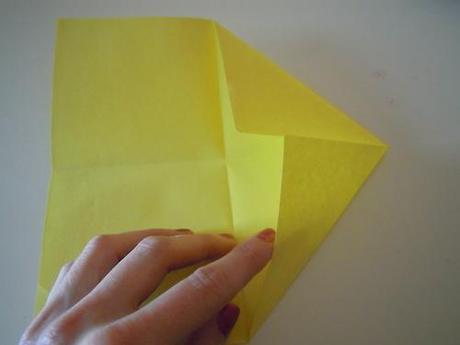 Pesce Origami Questo Pesciolino è Facile Da Realizzare Anche Per