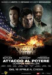 Recensione film Attacco Potere Antoine Fuqua