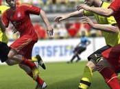Fifa sono queste prime immagini gioco?