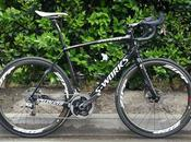 Specialized S-Works Roubaix freni disco (prototipo)