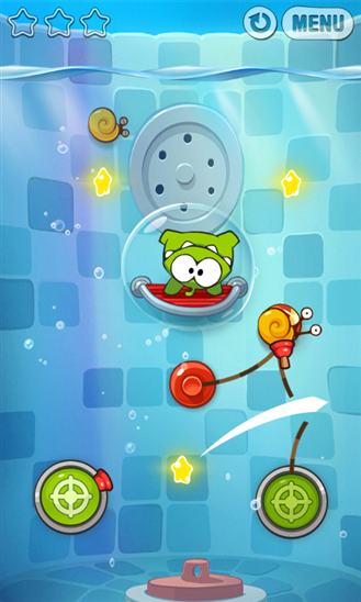 WP games   Cut The Rope Exp. disponibile!!!!!