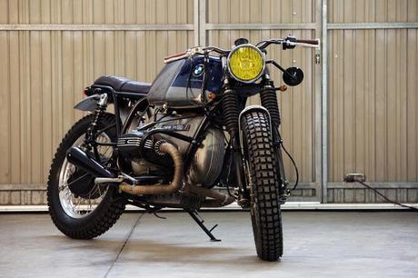 Bmw R100/7 CRD #27 by Cafè Racer Dreams