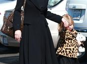 Angelina Jolie (and daughter Vivienne): animalier mood