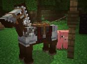 Minecraft, nuovo aggiornamento porta cavalli