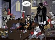 Batman, Catwoman suoi gatti