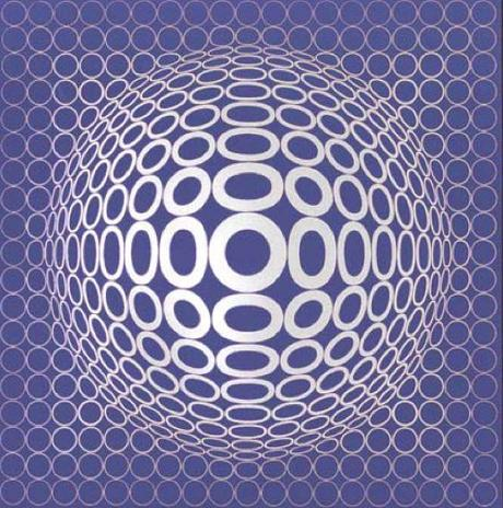 STUPENDI PATTERNS E ILLUSIONI OTTICHE NEI CAPOLAVORI OP ART DI VICTOR VASARELY