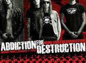 Addiction Destruction: date Italia prossimo weekend!