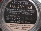 Neve Cosmetics High coverage mineral foundation