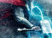 Asgard foto inedite Natalie Portman Chris Hemsworth Thor: Dark World