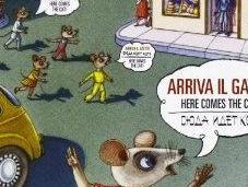 """Arriva gatto!"" Frank Asch Vladimir Vagin, Orecchio Acerbo"