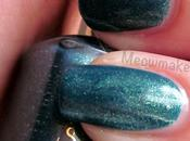 KIKO Fierce Spirit: Pearl Nail Lacquer River Green