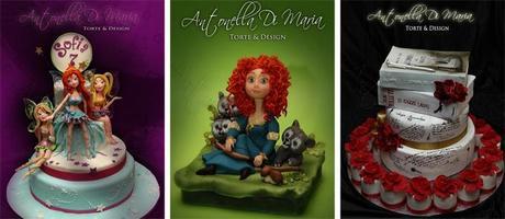 Negozio Cake Design Varese : Pin Varese Le Boss Delle Torte Un Po Mamme E Cake Designer ...