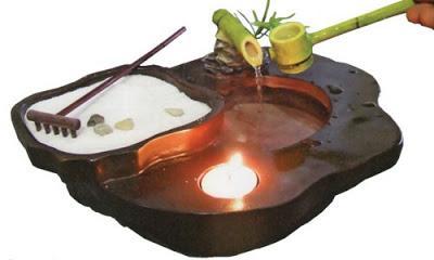 Bonseki acquista online il tuo giardino zen da tavolo - Giardino zen in miniatura ...