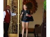 """Miley Cyrus shorts """"Daisy Dukes"""" (foto)"""