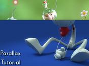 Tutorial Effetto Parallax verticale immagini tutto schermo