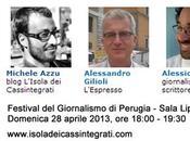 L'Isola racconta partnership l'Espresso Festival Giornalismo #ijf13