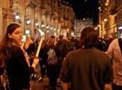 aprile, fiaccolata Torino.