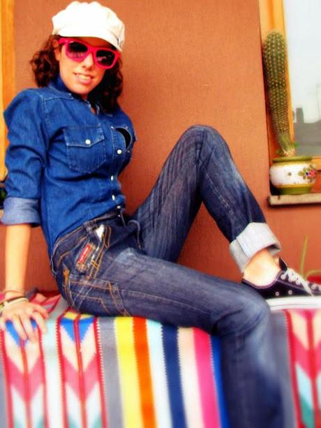 Total denim for your freetime!