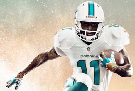 Miami-Dolphins-Nike-2013-football-uniforms
