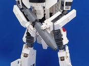 Skull Mecha Robotech rifatto LEGO