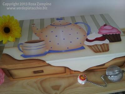 Corso serale di Country Painting + nuovo pattern