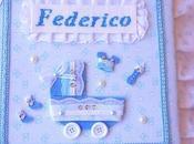 Album stoffa Bimbo/Bimba Boy/Girl Fabric