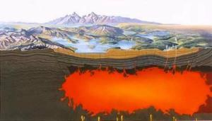 Yellowstone, supervulcano