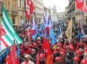giugno: manifestazione sindacati