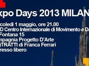 EXPO DAYS 2013 Filippo Corno: Expo 2015 porta Milano futuro partenza Fuori