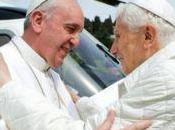 Torna ratzinger. volta papi vaticano