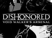 Dishonored, Void Walker's Arsenal sarà disponibile metà mese