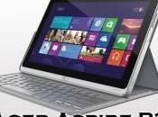 Acer Aspire tablet notebook Windows euro