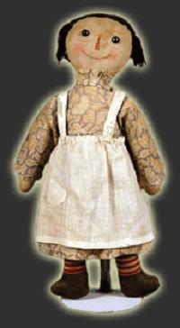 La bambola di stoffa paperblog for Cerco cose vecchie in regalo
