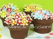 Tutorial vaso fiori pasta zucchero: un'idea festa della mamma!