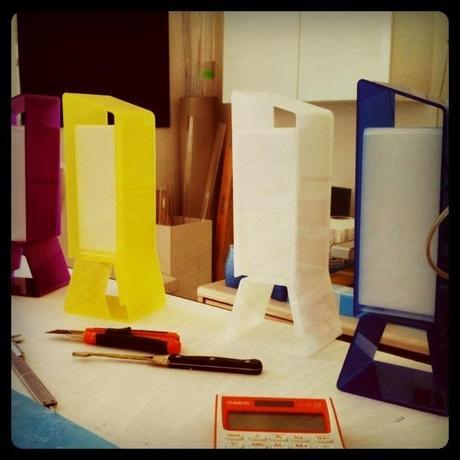 Shop design online lampade da comodino di design in for Outlet design online