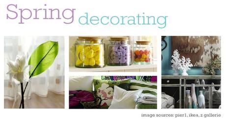 Decorare e organizzare casa per la primavera paperblog - Organizzare la casa ...