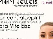 Livorno Evento M&M Jewels collaborazione Veronica Galoppini