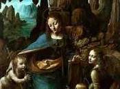 Pezzi vetro Vergine delle Rocce