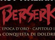 Berserk terminato doppiaggio secondo film