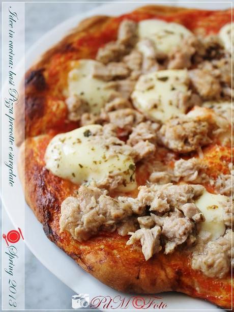 Idee In Cucina Basi Pizza Precotte E Surgelate Paperblog